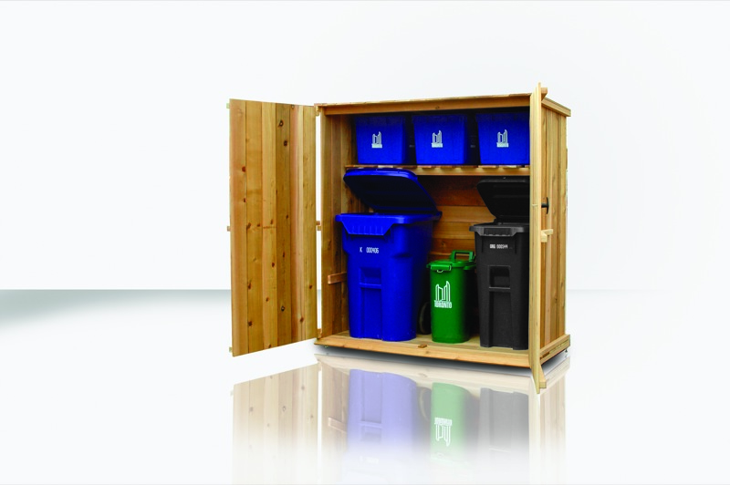 Trash Storage solutions