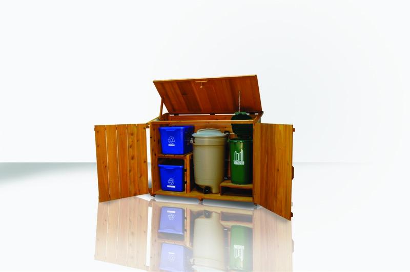 Trash Storage solutions
